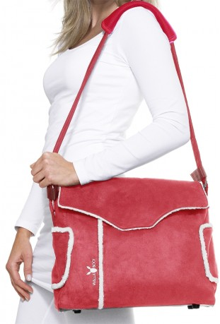 Torba Nore warm red